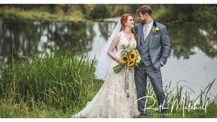 Sam and Chris , Le Petit Chateau , Otterburn , Northumberland